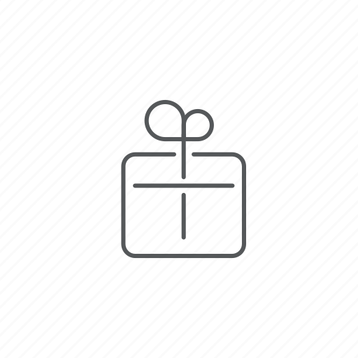 gift, package, present, surprise icon
