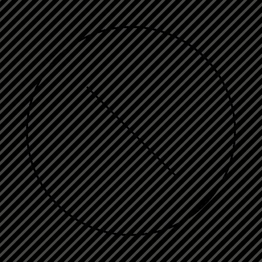 Cancel, bin, remove, exit, close, trash, delete icon