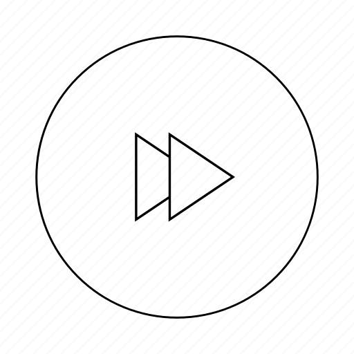arrow, arrows, fast, forward, left, navigation, next icon