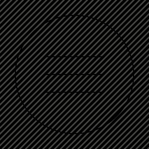 document, file, hamburger, list, menu, paper, sheet icon