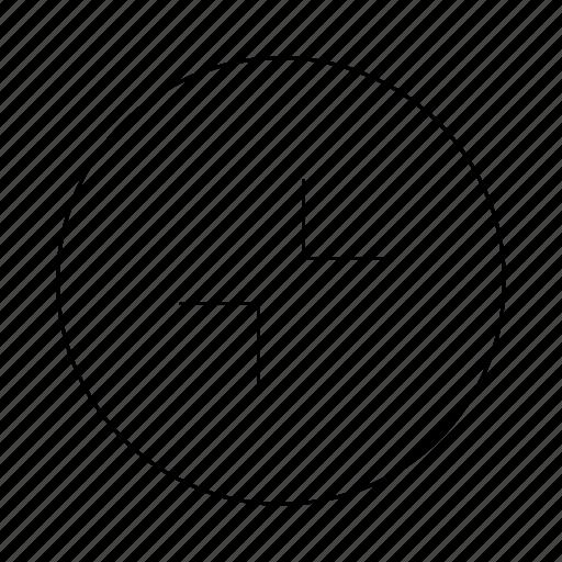 arrow, arrows, fullscreen, magnify, magnifying, minimize, zoom icon