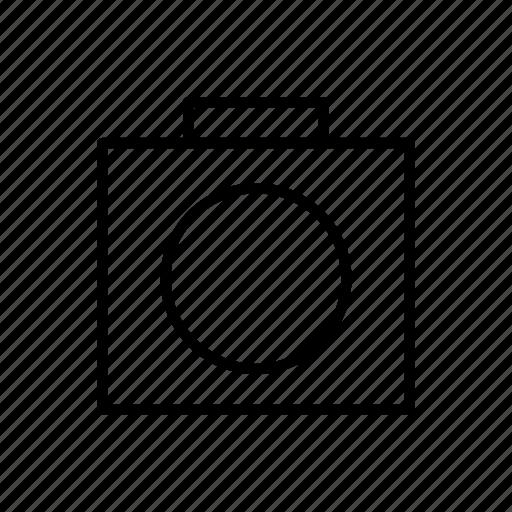 camera, image, photo camera icon