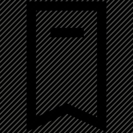 bookmark, favorite, guardar, mark, save icon