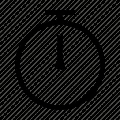 alarm, clock, cronometer, stopwatch, timer, ui, wait icon