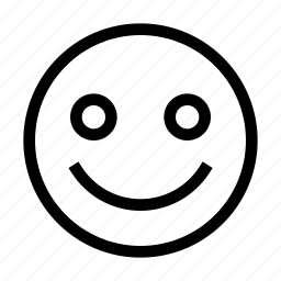 emoticon, expression, face, happy, smile, ui icon