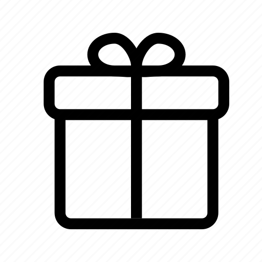 delivery, gift, package, present, product, surprise, ui icon