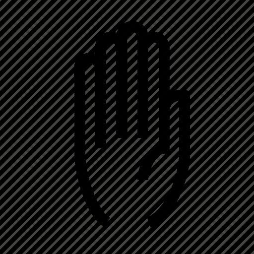 finger, fingers, gesture, hand, hi5, ui icon