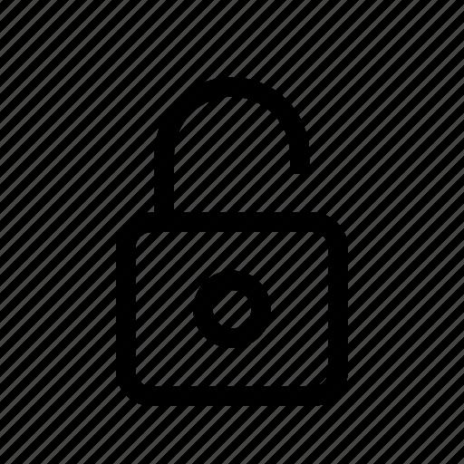 lock, protect, safe, security, ui, unlock, unlocked icon