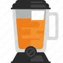 blender, food, juice, kitchen, mixer icon