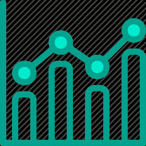 analytic, marketing, seo, statistic icon