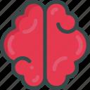 brain, creative, idea, mind, science