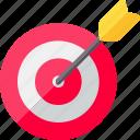 goal, seo, target