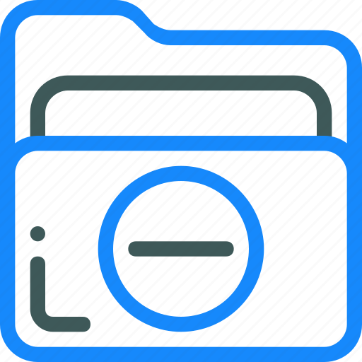 delete, document, file, folder, office icon