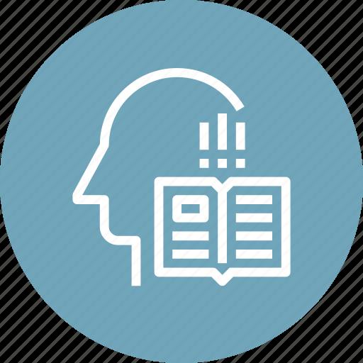 'Thinking and brain process' by Maxim Basinski