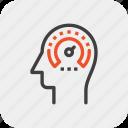 fast, head, human, mind, process, solution, thinking