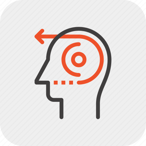 Brain, head, human, initiative, intelligence, mind, thinking icon - Download on Iconfinder