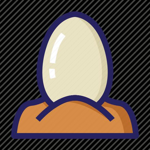 celebration day, christianity, easter, egg, hatching egg, holiday, spring icon