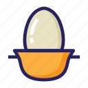 celebration day, christianity, easter, egg, egg grail, holiday, spring icon