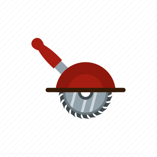 blade, circular, electric, equipment, machine, saw, tool icon