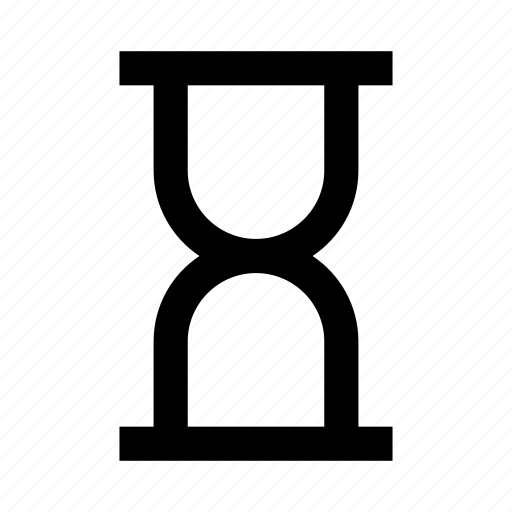 dust, hourglass, schedule, time icon