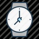 clock, time, watch, wrist, wristwatch