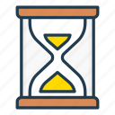 clock, hourglass, time, timer, watch