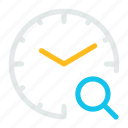 clock, schedule, stopwatch, timewatch icon