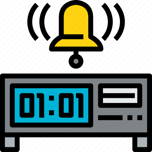 alram, clock, digital, hour, minute, time, watch icon