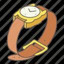 accessory, isometric, logo, man, object, watch, wrist