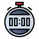 countdown, stopwatch, timekeeper, timer icon