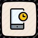 mobile, phone, communications, smartphone, cellphone, clock
