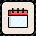 event, schedule, date, organization, calendar