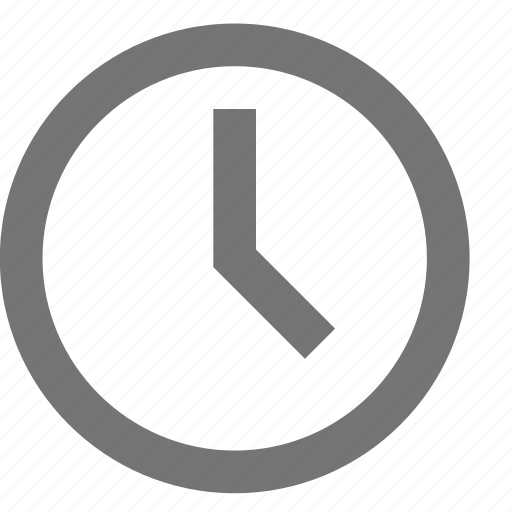 access time, clock, material, query builder, schedule, time, timetable icon