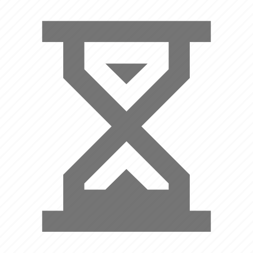 clock, history, hourglass, material, sand, time, timer icon