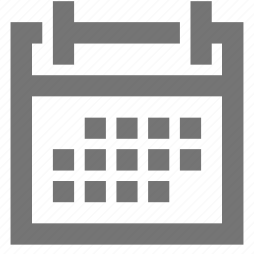 calendar, date, event, line, material, reminder, schedule icon