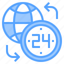 deadline, development, happy, hour, lesson, organization, together icon
