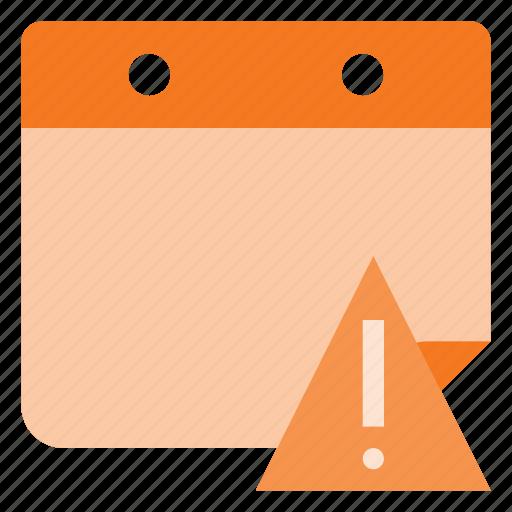 alert, calendar, event, remide, time icon