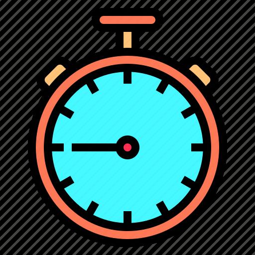 deadline, development, happy, lesson, stop, together, watch icon