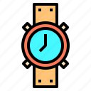 deadline, development, happy, lesson, organization, together, watch icon