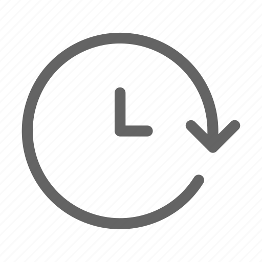 clock, forward, hour, time icon