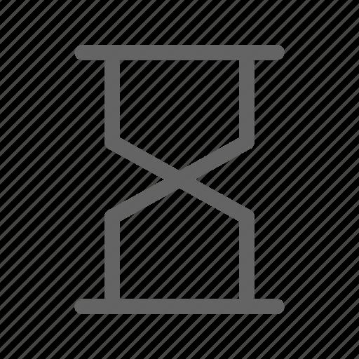 countdown, hourglass, sandglass, timer icon