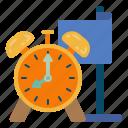 rush, menagement, task, flag, time, productivity, goals icon