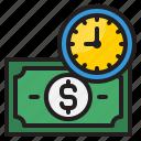 money, time, management, clock, finance
