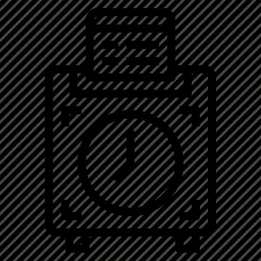 deadline, development, happy, lesson, recorder, time, together icon