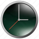 clocks, dark, office, time, timer icon