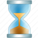 clocks, count, hourglass, time, timer icon