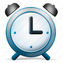 alarm, timer, watch icon