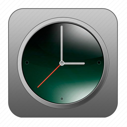 case, clocks, home, hours, metall, time, timer icon