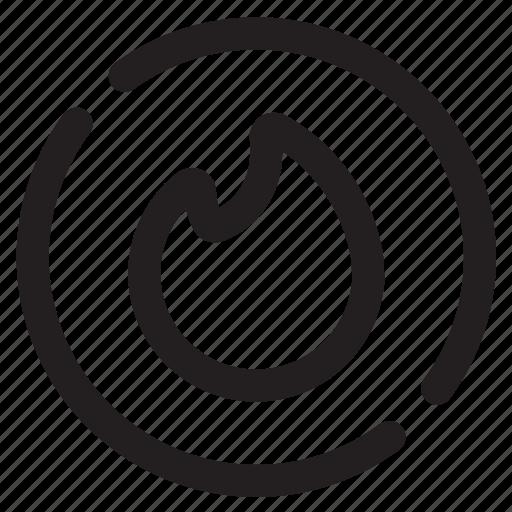 Dating coach, logo, tinder icon - Download on Iconfinder