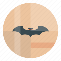 bat, fest, halloween, helloween icon